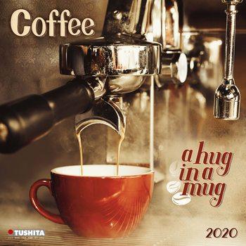 Calendário 2020  Coffee