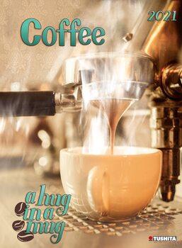 Calendário 2021 Coffee