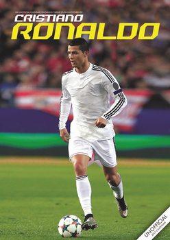Calendário 2017 Cristiano Ronaldo