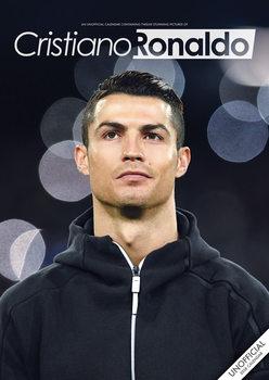 Calendário 2018 Cristiano Ronaldo