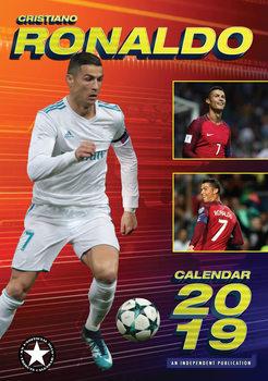 Calendário 2019  Cristiano Ronaldo