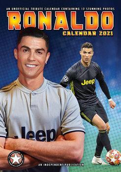 Calendário 2021 Cristiano Ronaldo