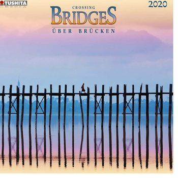 Calendário 2020  Crossing Bridges
