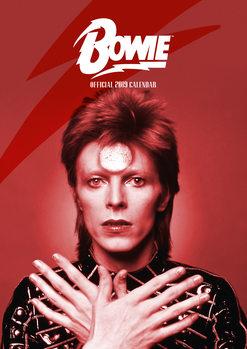 Calendário 2019  David Bowie