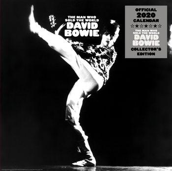 Calendário 2020  David Bowie
