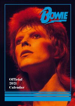 Calendário 2021 David Bowie