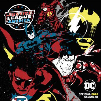 Calendário 2020  DC Comics