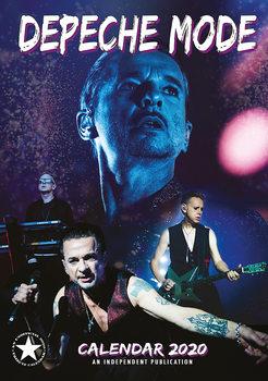 Calendário 2020  Depeche Mode
