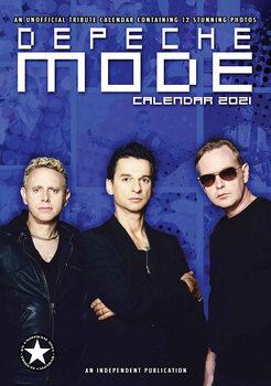 Calendário 2021 Depeche Mode