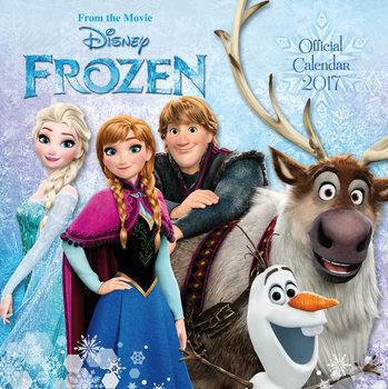 Calendário 2017 Disney - Frozen