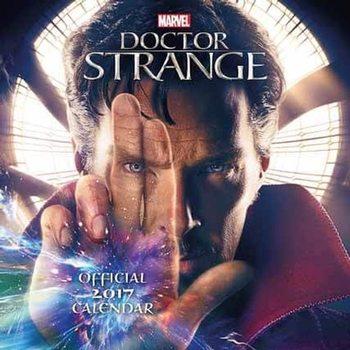 Calendário 2017 Doctor Strange