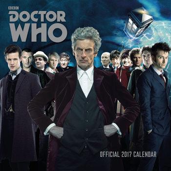 Calendário 2017 Doctor Who