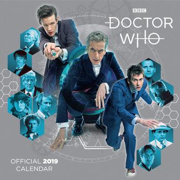 Calendário 2019  Doctor Who