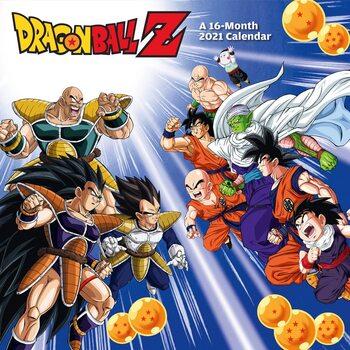 Calendário 2021 Dragon Ball Z
