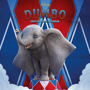 Calendário 2020 Dumbo