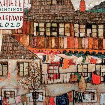 Calendário 2020  Egon Schiele - Paintings