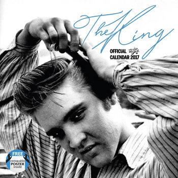 Calendário 2017 Elvis