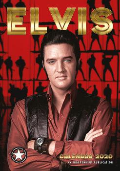 Calendário 2020  Elvis Presley