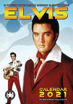 Calendário 2021 Elvis Presley