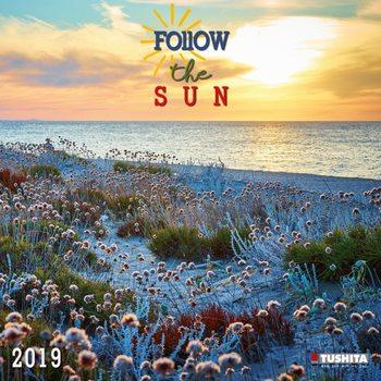 Calendário 2019  Follow the Sun