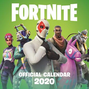 Calendário 2020  Fortnite