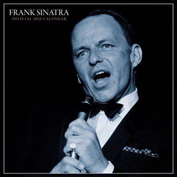 Calendário 2018 Frank Sinatra