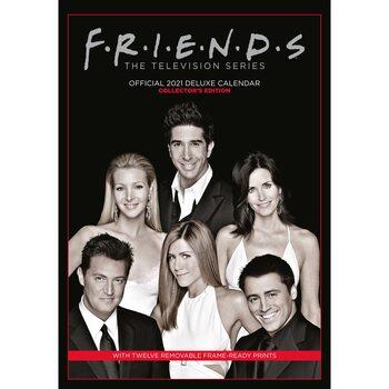 Calendário 2021 Friends - Deluxe
