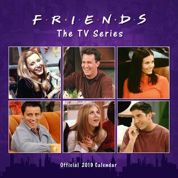 Calendário 2019  Friends