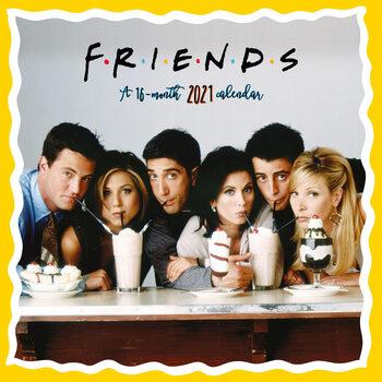 Calendário 2021 Friends
