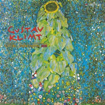 Calendário 2020  G. Klimt - Nature Impressions