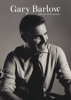 Calendário 2020 Gary Barlow