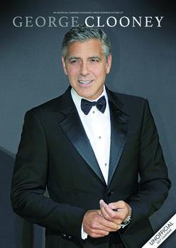 Calendário 2017 George Clooney
