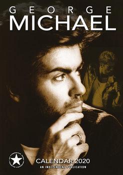 Calendário 2020  George Michael