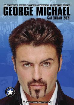 Calendário 2021 George Michael