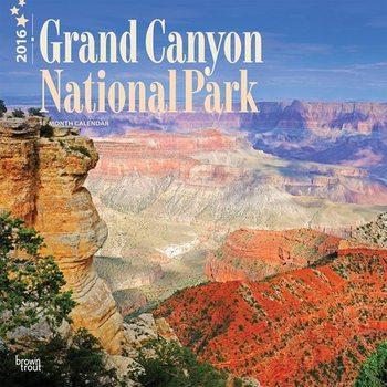 Calendário 2018  Grand Canyon National Park