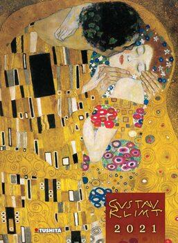 Calendário 2021 Gustav Klimt