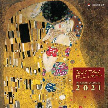Calendário 2021 Gustav Klimt - Women
