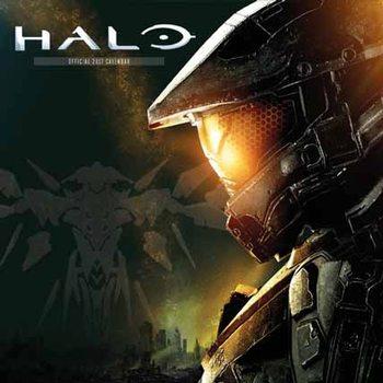 Calendário 2017 Halo