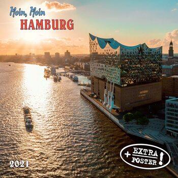Calendário 2021 Hamburg
