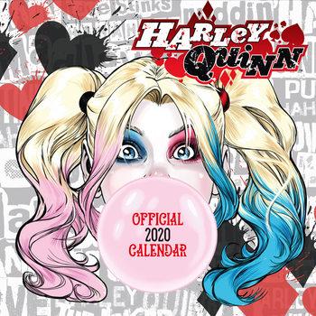 Calendário 2020  Harley Quinn