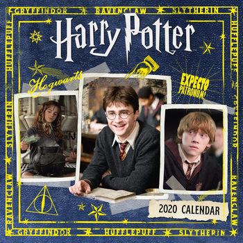 Calendário 2020  Harry Potter