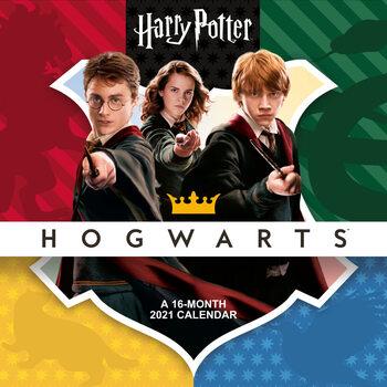 Calendário 2021 Harry Potter