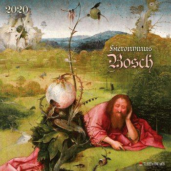 Calendário 2020  Hieronymus Bosch