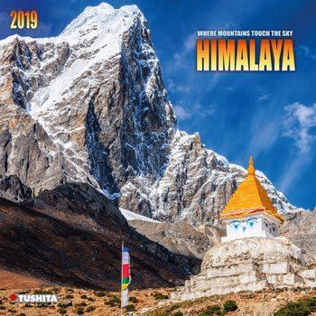 Calendário 2019  Himalaya