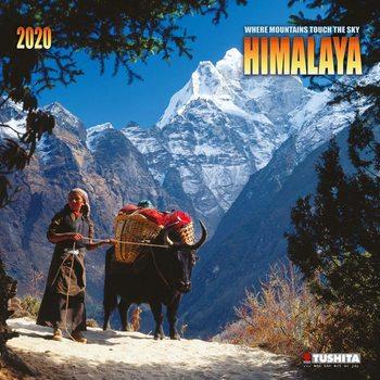Calendário 2020  Himalaya