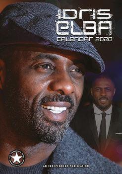 Calendário 2020  Idris Elba