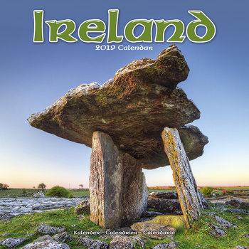 Calendário 2019  Ireland