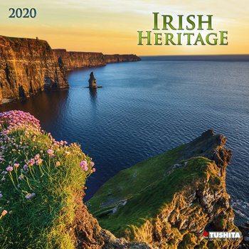 Calendário 2020  Irish Heritage