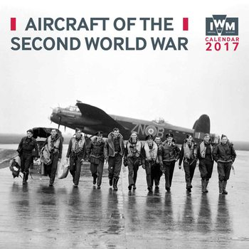 Calendário 2017 IWM - Aircraft of the Second World War