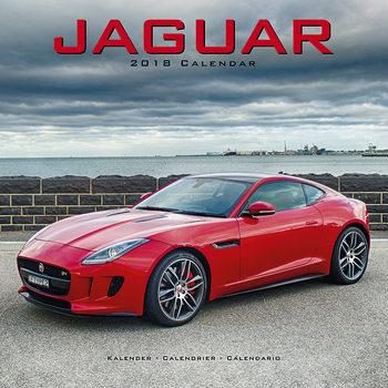 Calendário 2018 Jaguar